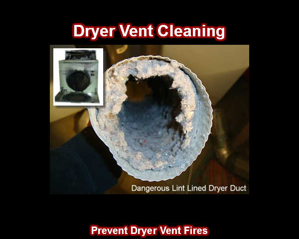 Cleaning Dryer Vents In Raleigh NC